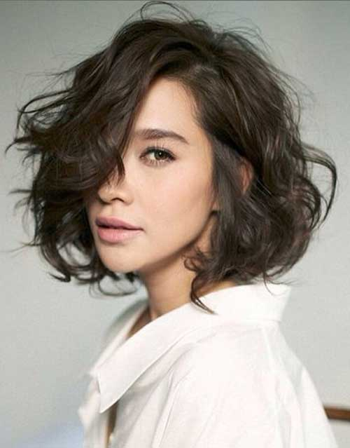 Best Messy Waves Very Short Hair