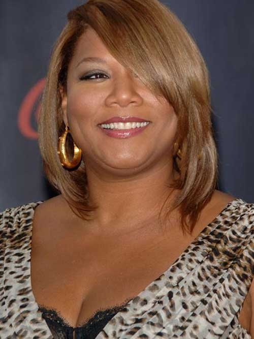 New Queen Latifah Hairstyles