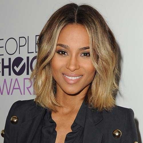 Long Wavy Bob Weave Hair Color Ideas And Styles For 2018