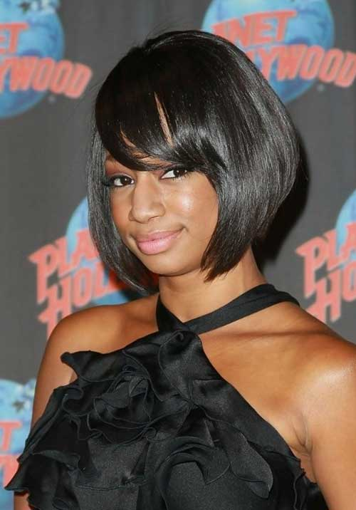 Best Popular Short Bob Hairstyles for Black Women
