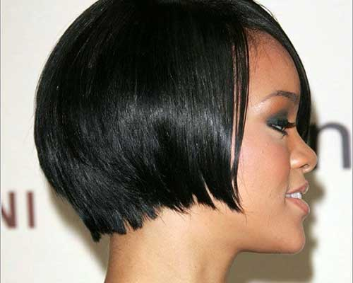 Best Rihanna Short Hairstyles