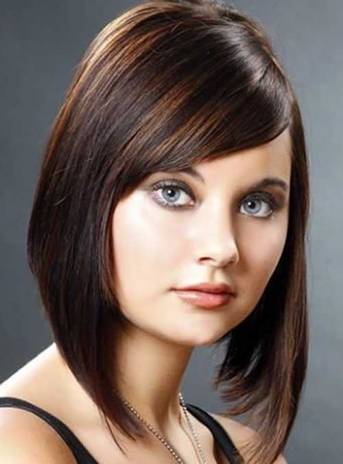 Shag Razor Cut Long Bob