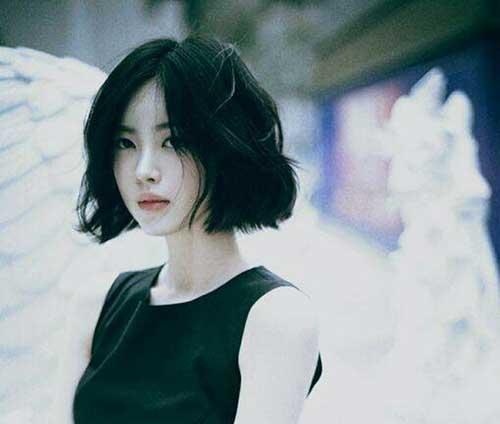 Pleasing Asian Bob Hairstyle Bob Hairstyles 2015 Short Hairstyles For Women Short Hairstyles Gunalazisus
