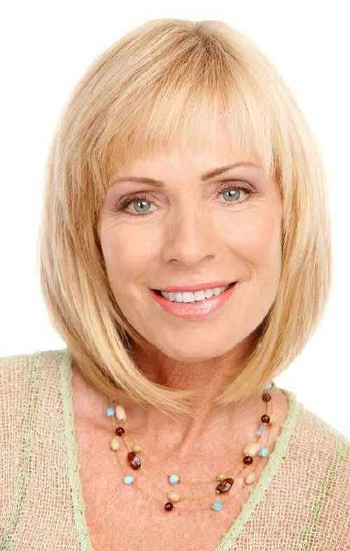 Excellent 15 Bob Hairstyles For Women Over 50 Bob Hairstyles 2015 Short Hairstyle Inspiration Daily Dogsangcom
