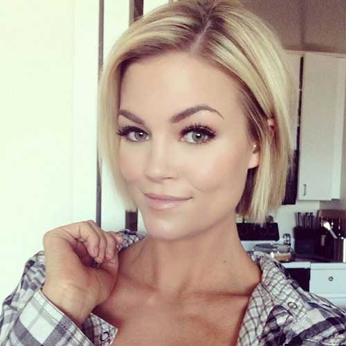 Best Short Bob Hairstyles 2015