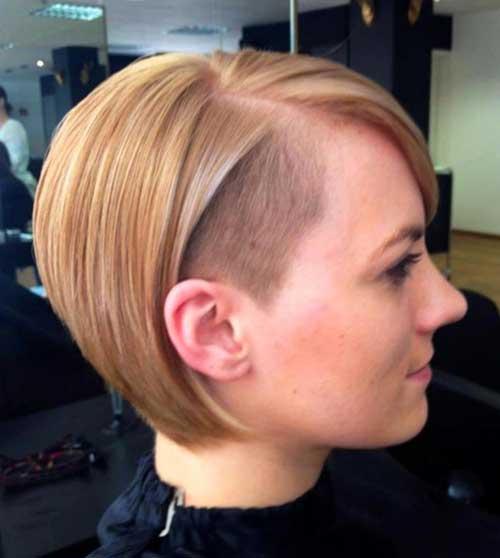 Brilliant 15 Shaved Bob Hairstyles Ideas Bob Hairstyles 2015 Short Hairstyles For Men Maxibearus
