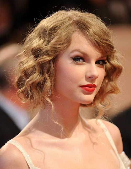 Taylor Swift Faux Bob Hair