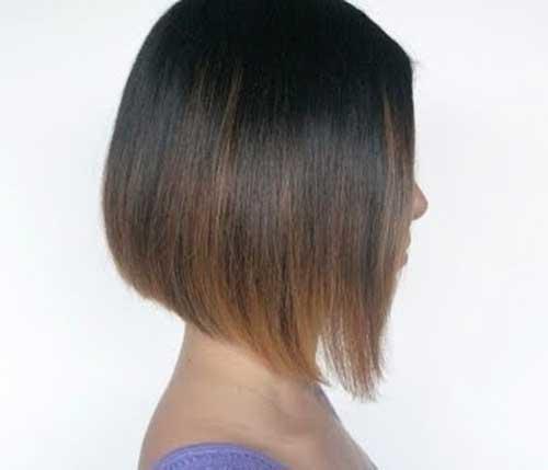 A-line Bob Trendy Haircuts 2015
