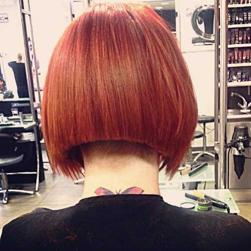 Miraculous 15 Shaved Bob Hairstyles Ideas Bob Hairstyles 2015 Short Hairstyle Inspiration Daily Dogsangcom