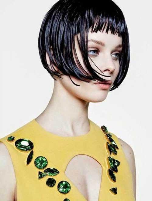 Girl Bob Hairstyles 2015-16