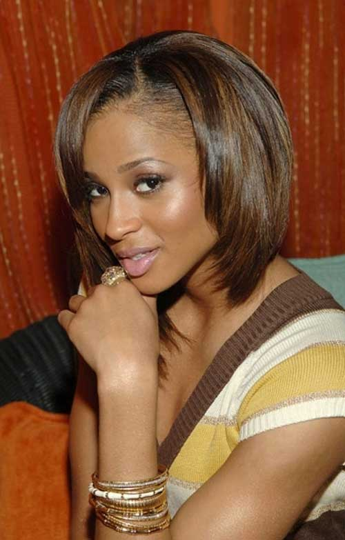 Peachy 30 Best Bob Haircuts For Black Women Bob Hairstyles 2015 Short Hairstyle Inspiration Daily Dogsangcom