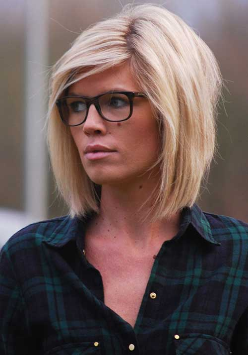 Brilliant 20 Chic Short Medium Hairstyles For Women Bob Hairstyles 2015 Short Hairstyles Gunalazisus