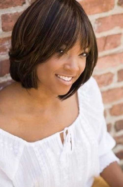 Groovy 30 Best Bob Haircuts For Black Women Bob Hairstyles 2015 Short Hairstyle Inspiration Daily Dogsangcom