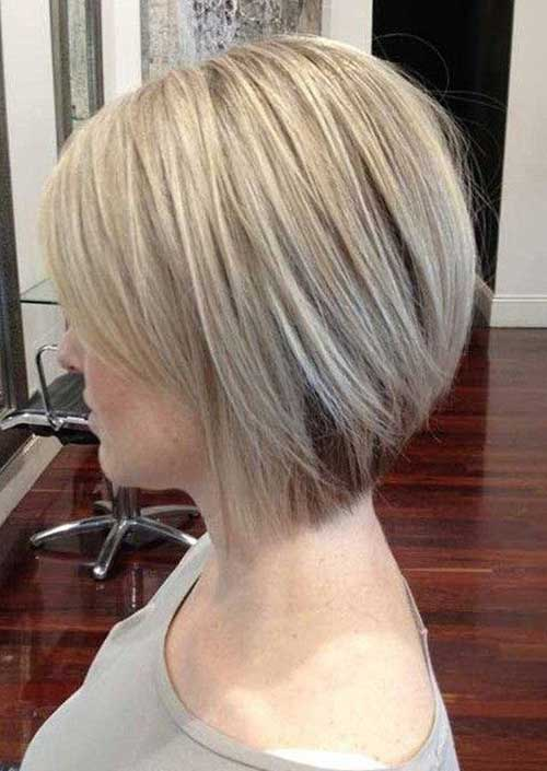 Layered Bob Hairstyles 2014