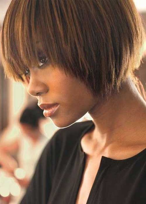 Cool 30 Best Bob Haircuts For Black Women Bob Hairstyles 2015 Short Short Hairstyles For Black Women Fulllsitofus