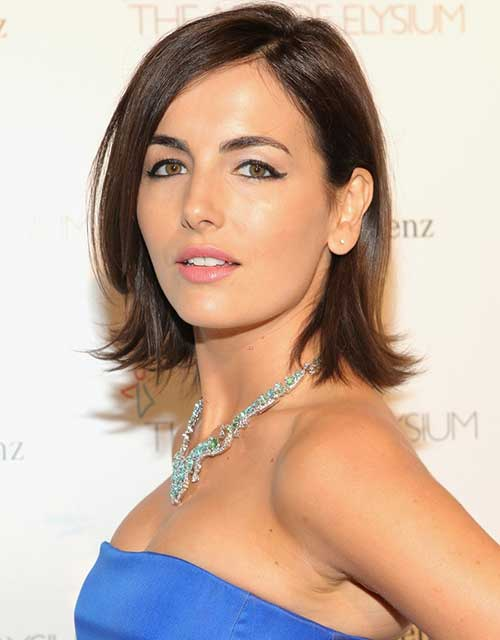 Camilla Belle Bob Hair