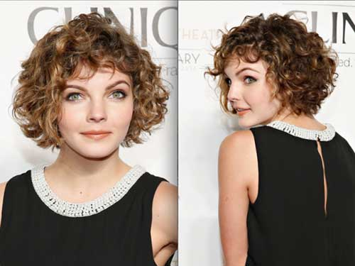 Camren Bicondova Bob Hair