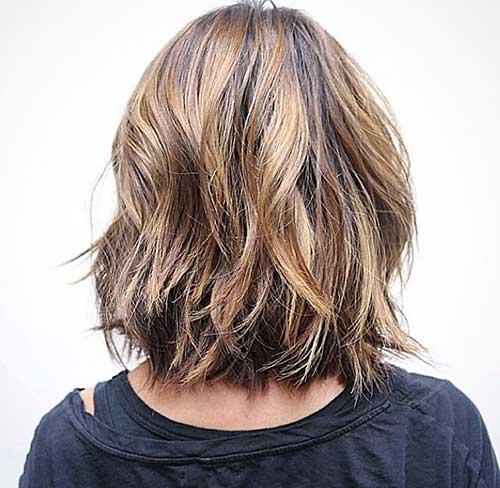 15 Long Bob Haircuts Back View  Bob Hairstyles 2017  Short