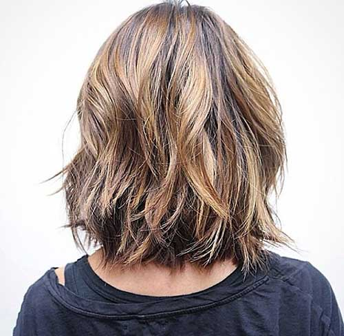 Outstanding 15 Long Bob Haircuts Back View Bob Hairstyles 2015 Short Hairstyle Inspiration Daily Dogsangcom