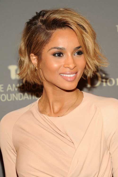 Ciara Short Short Bob Hair