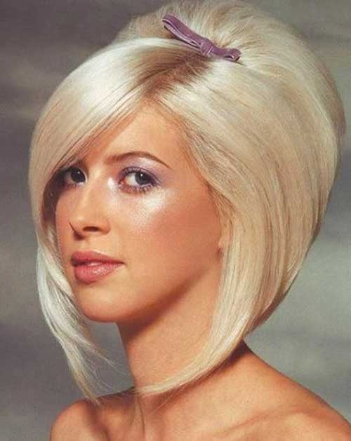 Formal Blonde Bob Hairstyles