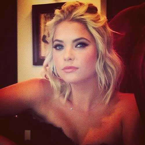 Ashley Benson Hair