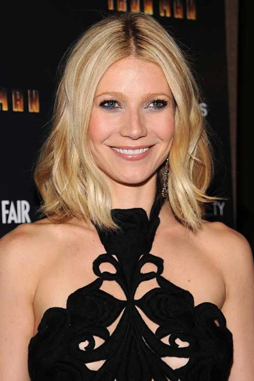 Gwyneth Paltrow Bob Hair