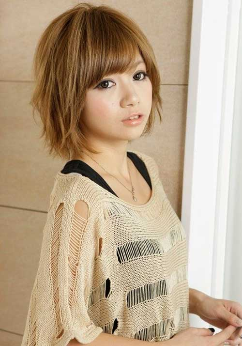 Japanese Short Bob Hairstyles