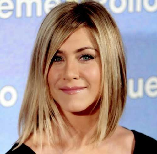 Jennifer Aniston Bob Haircut for Women