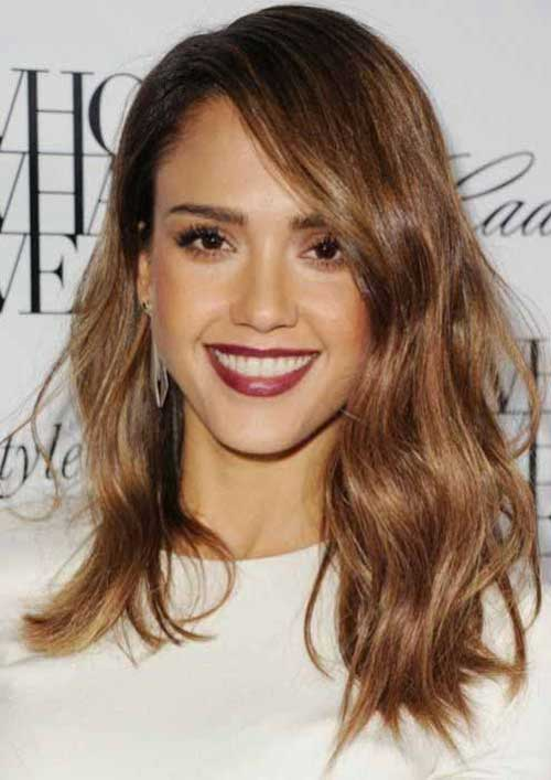 Jessica Alba Bob Hair Color