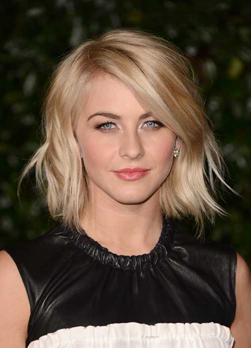 Julianne Hough Bob Celeb Hair