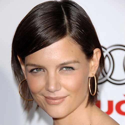 Pleasant 20 Katie Holmes Short Bob Hairstyles Bob Hairstyles 2015 Short Short Hairstyles Gunalazisus