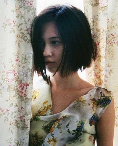 Kiko Mizuhara Bob Hair Pics