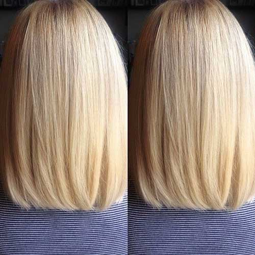 Incredible 15 Long Bob Haircuts Back View Bob Hairstyles 2015 Short Hairstyle Inspiration Daily Dogsangcom