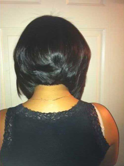 Admirable 30 Best Bob Haircuts For Black Women Bob Hairstyles 2015 Short Hairstyle Inspiration Daily Dogsangcom