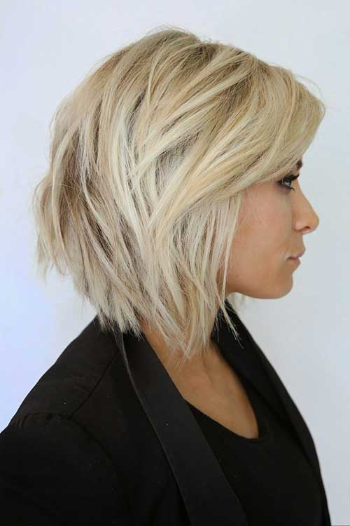Short Layered Hairstyles for Women 2015