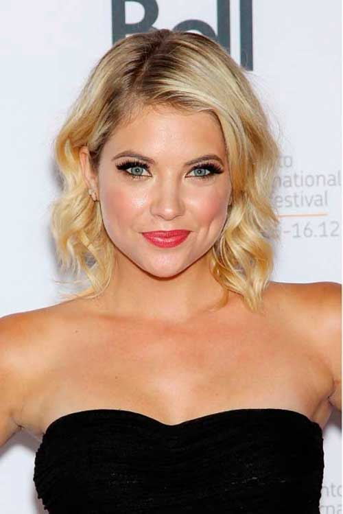 Peachy 20 Chic Short Medium Hairstyles For Women Bob Hairstyles 2015 Hairstyle Inspiration Daily Dogsangcom