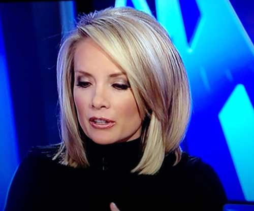 Dana Perino Short To Medium Bobs