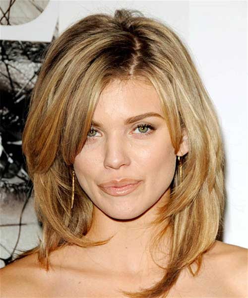 Shoulder Length Bob Layered Haircuts