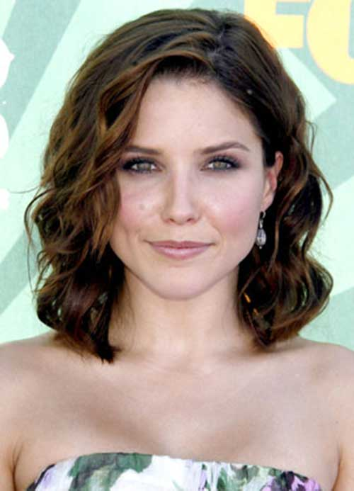 Sophia Bush Bob Hairstyles