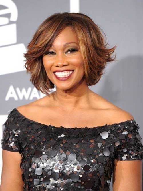 Best Stylish Bob for Black Women