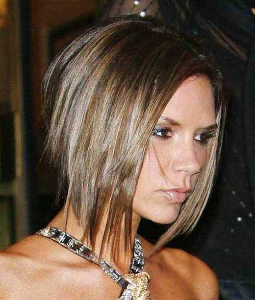 Hairstyles Victoria Beckham : Victoria Beckham Bob Cut Bob Hairstyles 2015 - Short Hairstyles for ...