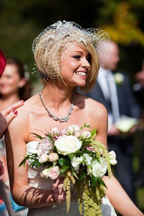 Miraculous 15 Best Wedding Bob Hairstyles Bob Hairstyles 2015 Short Short Hairstyles Gunalazisus