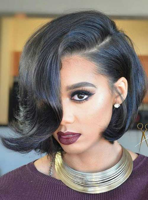 30+ Best Angled Bob Hairstyles | Bob Hairstyles 2018 - Short Hairstyles for Women