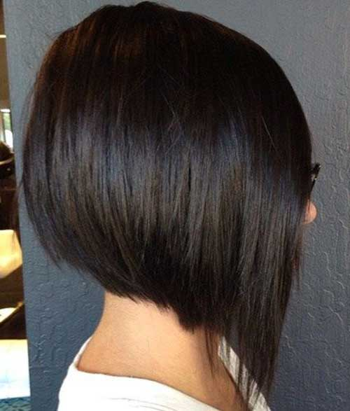 Angled Bob Hair Cuts