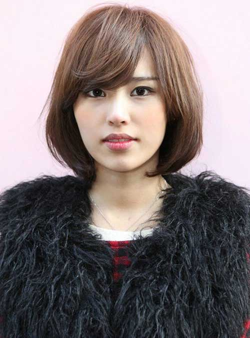 Asian Japanese Bob Haircuts Ideas