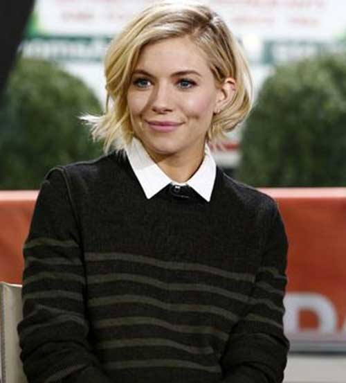 Best Fine Hair Side Swept Bob Hairstyles