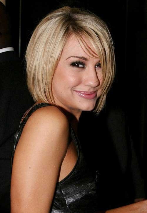 Best Straight Blonde Bob Hairstyles