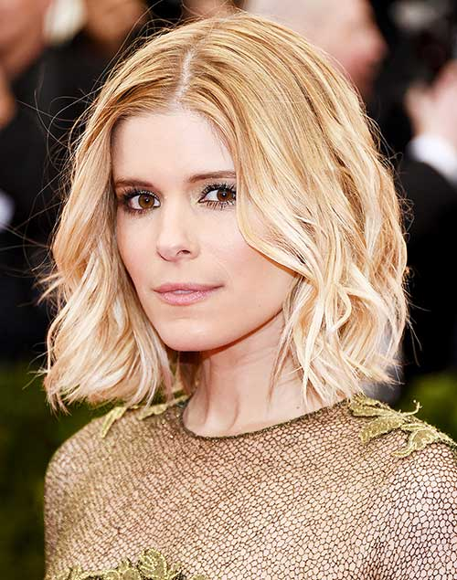 Best Wavy Bob Hair Idea