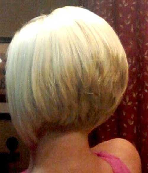 Blunt Bob Haircuts Back View Pics